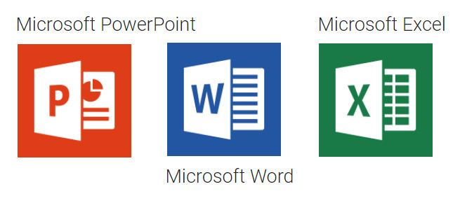 【仕事効率化】もはや定番のMicrosoft3種類