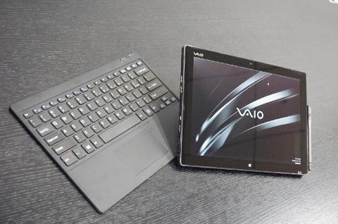 VAIO Prototype Tablet PC セパレート。高性能タブレットは市場で受け入れられるのか?