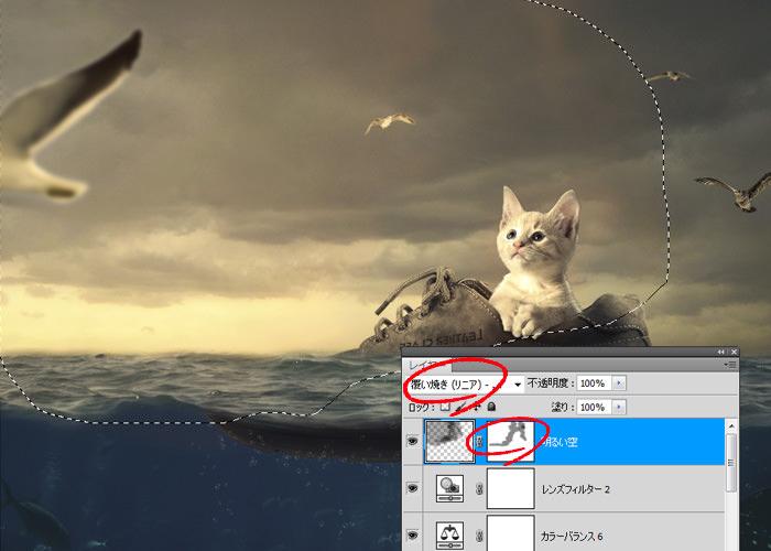 Photoshop_Tutorial_Surreal_Underwater_Cat_img44