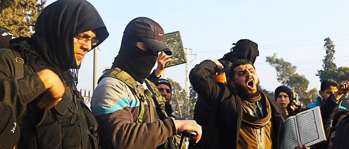 イスラム教原理主義者