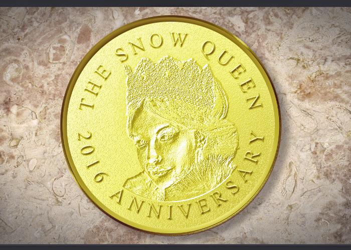 ゴールド コイン 完成図