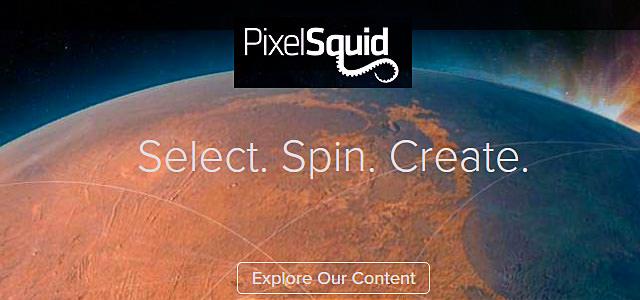 Pixel Squidとは