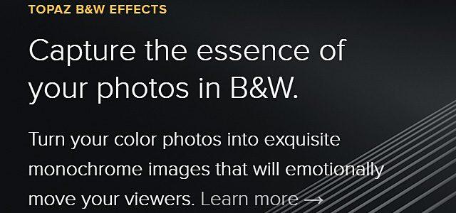 B&W Effects