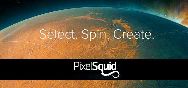 Pixel Squid