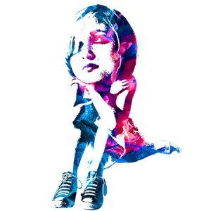 Girl A InkA / 少女 インクA