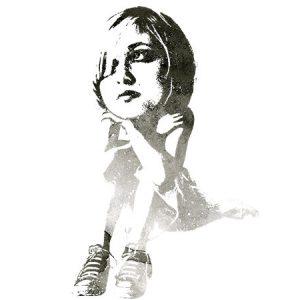 Girl A InkB / 少女 インクB