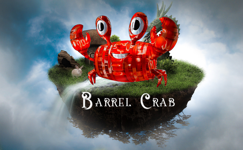 Barrel Crab Sketch Effect5 / スケッチ - たるカニ様