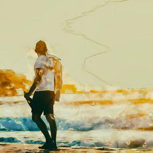 Beach Effect1 / ビーチ