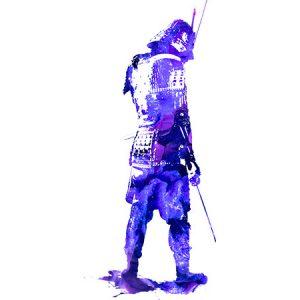 Samurai Type5 / 侍(紫)