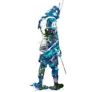 Samurai Type8 / 侍(ヒスイ)