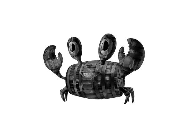 PhotoshopCC-Product-Charactor-Barrel-Crab-Sketch-Effect3-1600×1066-Thumbnails