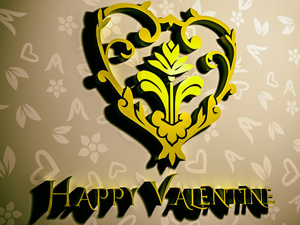 PhotoshopCC-Product-3D-Text-&-Logo-Happy-Valentine1-Type2-Thumbnails