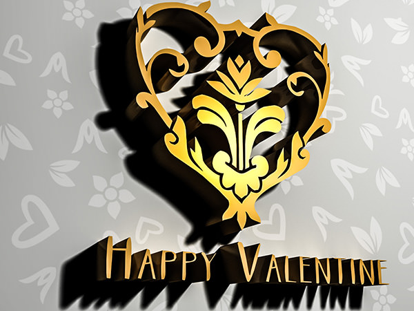 PhotoshopCC-Product-3D-Text-&-Logo-Happy-Valentine2-Type1-Thumbnails