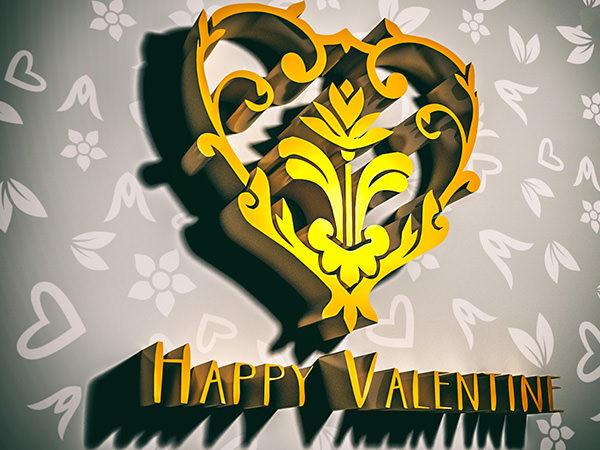 PhotoshopCC-Product-3D-Text-&-Logo-Happy-Valentine2-Type4-Thumbnails