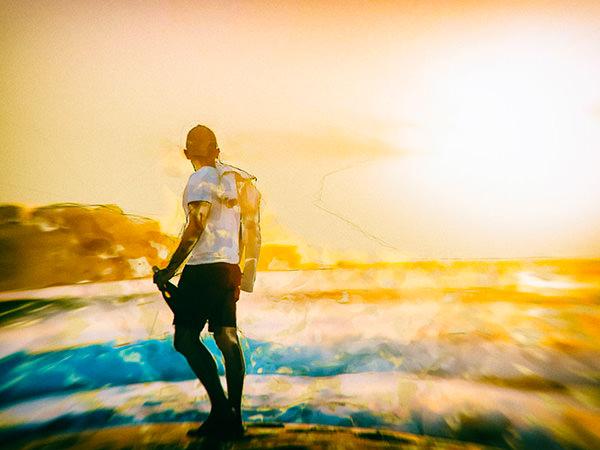 Beach Effect4 / ビーチ