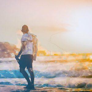 Beach Effect5 / ビーチ