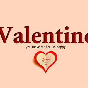 Valentine Background Type2 / バレンタイン(完成品)