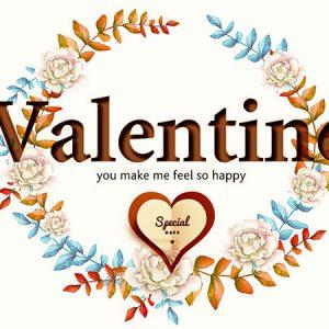 Valentine Background Type6 / バレンタイン(完成品)