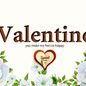 Valentine Background Type7 / バレンタイン(完成品)