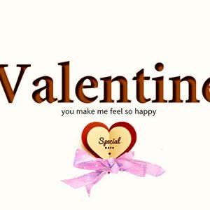 Valentine Background Type8 / バレンタイン(完成品)