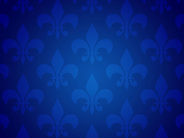 Pattern Wallpaper Blue / パターン壁紙(青)