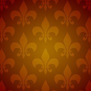 Pattern Wallpaper Red / パターン壁紙(赤)