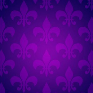 Pattern Wallpaper Purple / パターン壁紙(紫)