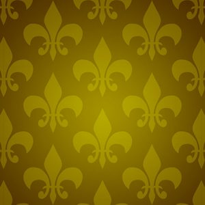 Pattern Wallpaper Yellow / パターン壁紙(黄色)