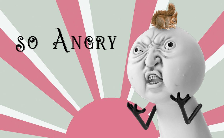 Angry Man7 / 発狂7