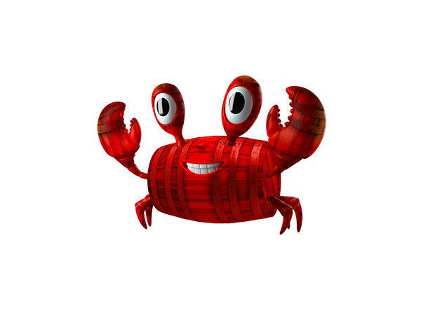 PhotoshopCC-Product-Charactor-Barrel-Crab-Normal-1600×1066-Thumbnails