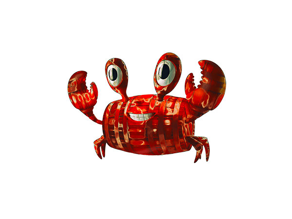 PhotoshopCC-Product-Charactor-Barrel-Crab-Sketch-Effect1-1600×1066-Thumbnails