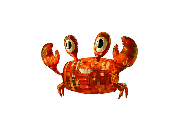 PhotoshopCC-Product-Charactor-Barrel-Crab-Sketch-Effect2-1600×1066-Thumbnails