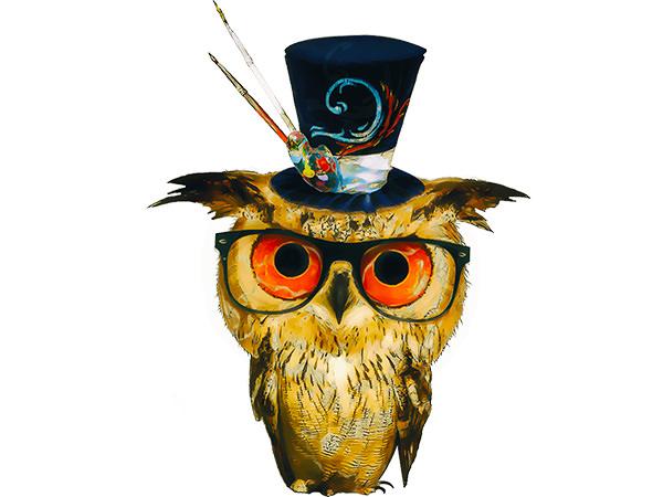 PhotoshopCC-Product-Charactor-Kawaii-Owl-Type6-Sketch-Thumbnails
