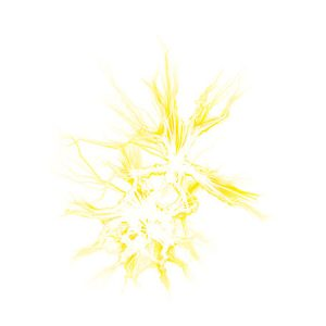 Crack - Yellow / クラック(黄色)