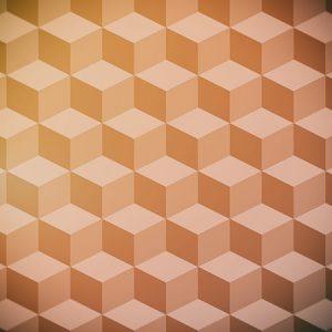 Cube Pattern Effect1 / キューブ パターン エフェクト1