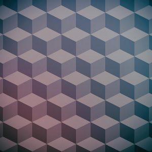 Cube Pattern Effect2 / キューブ パターン エフェクト2