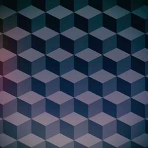 Cube Pattern Effect3 / キューブ パターン エフェクト3