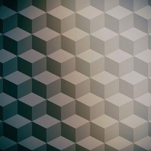 Cube Pattern Effect6 / キューブ パターン エフェクト6