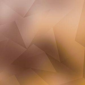 Low Polygon Gold / ローポリゴン(ゴールド)
