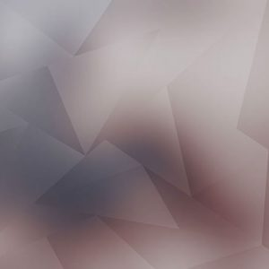 Low Polygon Gray / ローポリゴン(グレイ)