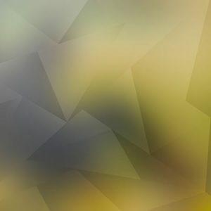 Low Polygon Green / ローポリゴン(グリーン)