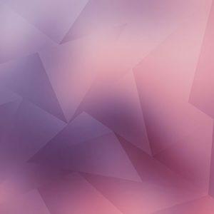 Low Polygon Pink / ローポリゴン(ピンク)