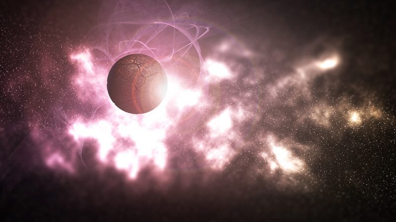 Photoshop CC チュートリアル / Nebula(宇宙)の作り方