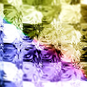 Colorful Glass Block-Effect2 / ガラスブロック(エフェクト2)