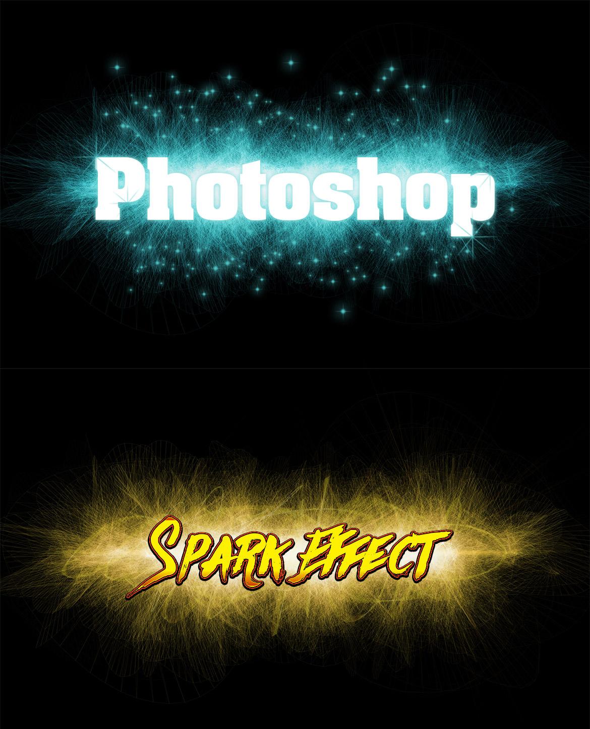 Light Spark / スパーク サンプル