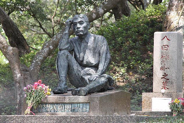 八田與一の銅像