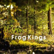 Photoshop カエルの王様 簡単チュートリアル!