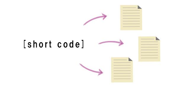ショートコード化したほうがいいの?