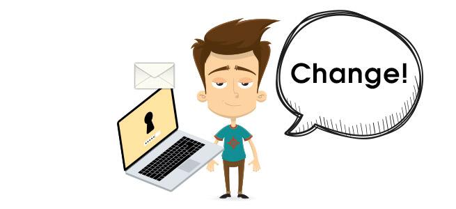 【最終手段】メールアドレスそのものを変更する