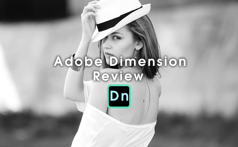 3Dデザインツール Adobe Dimensionを徹底レビュー!+ 簡単テクニック